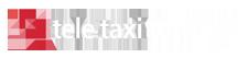 Logo Taxi Terrassa Blanco